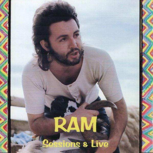 Paul McCartney -RAM: Sessions & Live (2 CD's)