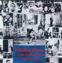 Rolling Stones - Exile On Main Street Sessions & Live (2 CD's, SBD)