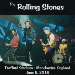 Rolling Stones - Manchester, England 2018 (2 CD's,