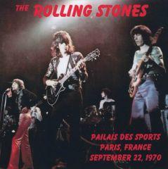 Rolling Stones - Paris, France 1970 (CD)