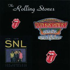 Rolling Stones - Don Kirshner & SNL 1970's (CD, SBD)