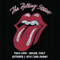 Rolling Stones - Milan, Italy 1970 (CD)