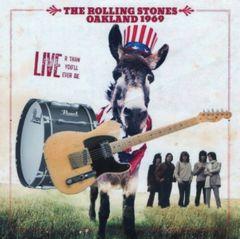 Rolling Stones - Oakland 1969 (CD, SBD)