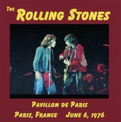 Rolling Stones - Paris, France 1976 (2 CD's, SBD)