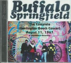 Buffalo Springfield - Huntington Beach 1967 (2 CD)