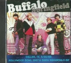 Buffalo Springfield - Dallas 1968 (CD)