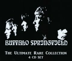 Buffalo Springfield - The Ultimate Rare Collection (4 CD's, SBD)
