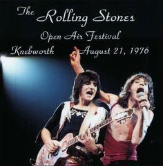 Rolling Stones - Knebworth 1976 (2 CD's, SBD)