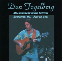 Dan Fogelberg - Rochester, MI. 2001 (2 CD's)