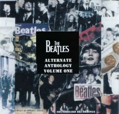Beatles - Alternate Anthology, Vol. 1 (2 CD's, SBD)