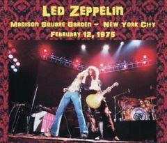 Led Zeppelin - New York 1975 (3 CD's, SBD)