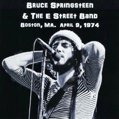 Bruce Springsteen & The E Street Band - Boston 1974 (CD, SBD)
