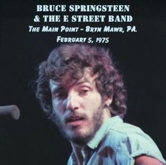 Bruce Springsteen & The E Street Band - Bryn Mawr 1975 (2 CD's, SBD)