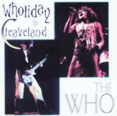 Who - Cleveland 1975 (2 CD's, SBD)