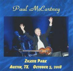 Paul McCartney - Austin 2018 (2 CD's, Stereo SBD)