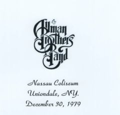 Allman Brothers Band - Uniondale 1979 (2 CD's, SBD)