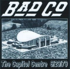 Bad Company - Landover 1979 (2 CD's, SBD)