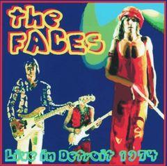 Faces (Rod Stewart, Ronnie Wood) - Detroit 1974 (CD, SBD)