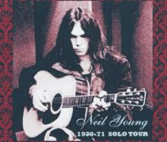 Neil Young - 1970-1971 Solo Tour Compilation (3 CD's, SBD)