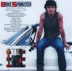 Bruce Springsteen - Born In The USA Outtakes (CD, SBD)