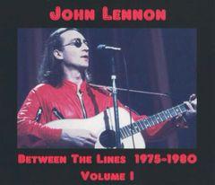 John Lennon - Between The Lines, 1975-1980, Vol. I (4 CD's, SBD)