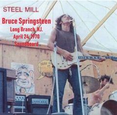 Bruce Springsteen (Steel Mill) - Long Branch 1970 (2 CD's, SBD)