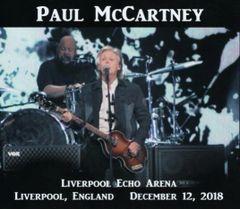 Paul McCartney - Liverpool 2018 (3 CD's, SBD)