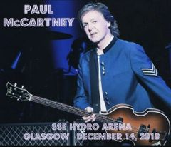 Paul McCartney - Glasgow 2018 (4 CD's, SBD)