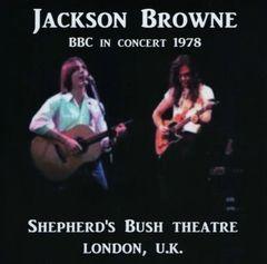 Jackson Browne - BBC In Concert 1978 (CD, SBD)