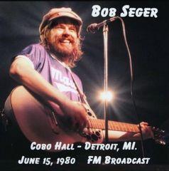 Bob Seger - Detroit 1980 (2 CD's, SBD)