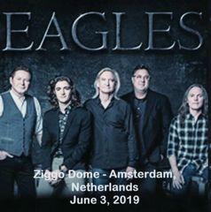 Eagles - Amsterdam 2019 (2 CD's)