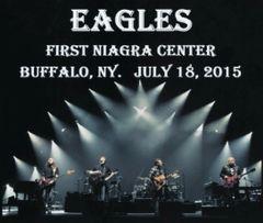 EAGLES - Buffalo 2015 (3 CD's)