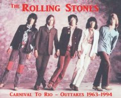 Rolling Stones - Carnival To Rio, Outtakes 1963-1994 (4 CD's, SBD)
