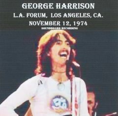 George Harrison (Beatles) - Los Angeles 1974 (2 CD's, SBD)