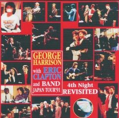 George Harrison (Beatles) w/Eric Clapton - Nagoya, Japan 1991 (2 CD's, SBD)