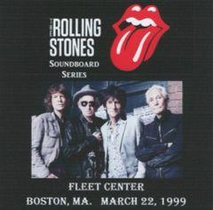 Rolling Stones - Boston 1999 (2 CD's, SBD)