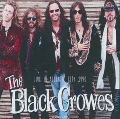 Black Crowes - Atlantic City 1990 (CD, SBD)