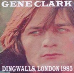 Gene Clark (Byrds) - London 1985 (2 CD's)