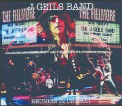 J. Geils Band - Detroit 2009 (4 CD's, SBD)