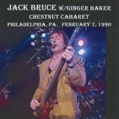 Jack Bruce 2/Ginger Baker (Cream) - Philadelphia 1990 (2 CD's, SBD)