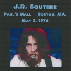 J.D. Souther - Boston - May 3, 1976 (CD)