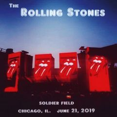 Rolling Stones - Chicago 2019 (2 CD's, SBD)