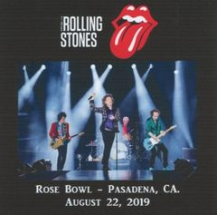 Rolling Stones - Pasadena 2019 (2 CD's, SBD)