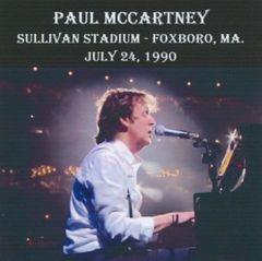 Paul McCartney - Foxboro 1990 (2 CD's, SBD)