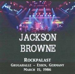 "Jackson Browne - Essen, Germany 1986 ""Rockpalast"" (2 CD's, SBD)"