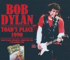 "Bob Dylan - New Haven 1990 ""The Marathon Show"" (4 CD's)"