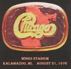 Chicago - Kalamazoo 1976 (2 CD's, SBD)