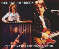 George Harrison - The Ultimate Rarities Collection (4 CD's)