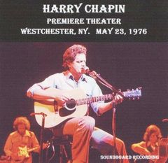Harry Chapin - Westchester 1976 (2 CD's, SBD)
