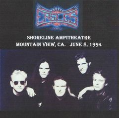 Eagles - Mountain View 1994 (2 CD's, SBD)